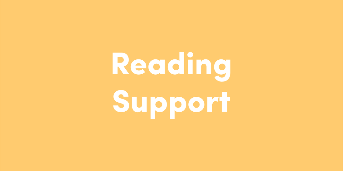 Reading Support Resources